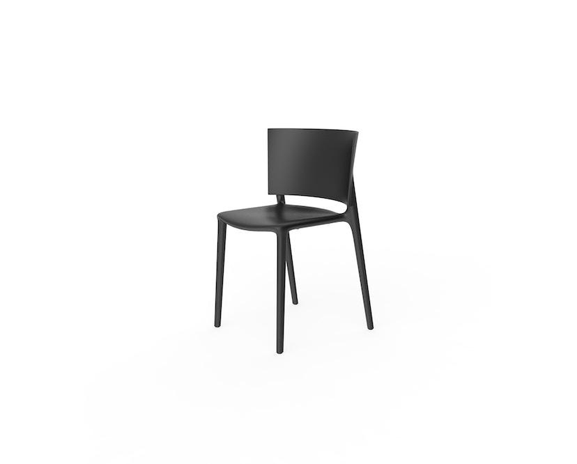Vondom - Africa Stuhl - schwarz - 0