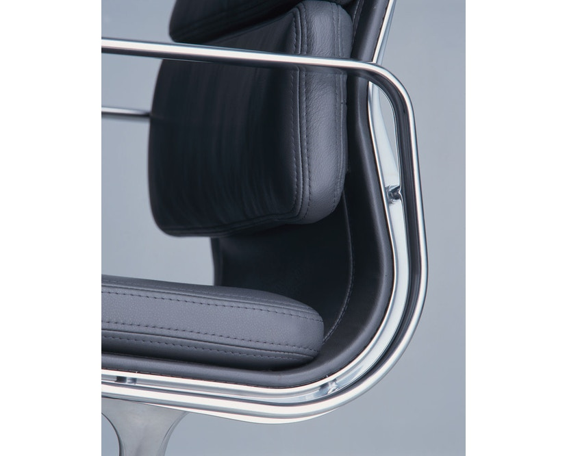 Vitra - Aluminium Chair - Soft Pad - EA 223 - Hocker - 8