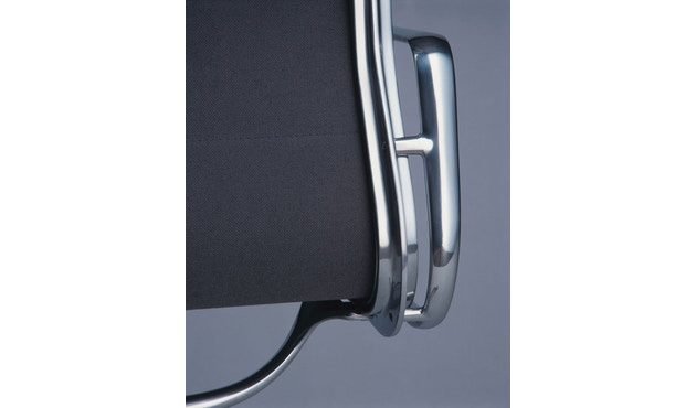 Vitra - Aluminium Chair - Soft Pad - EA 223 - Hocker - 9