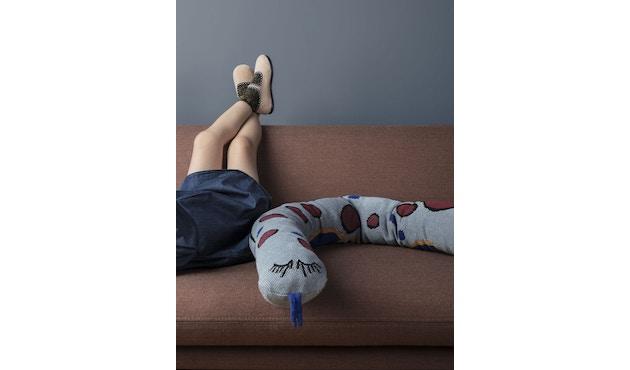 ferm LIVING - Fruiticana Schlange - blau - 3