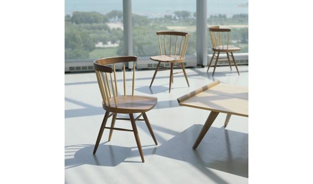 Knoll International - Nakashima Straight Chair - 5