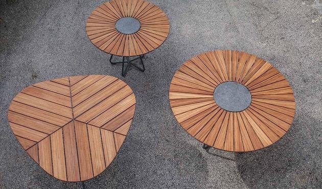 Houe - Leaf tafel - 6