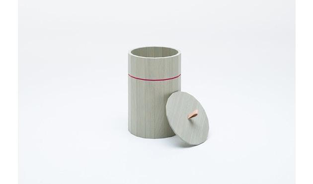 Karimoku New Standard - Colour Aufbewahrungsdose - Kastanie pink - Small - 6