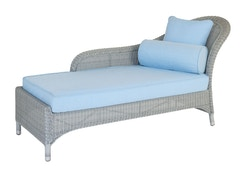 Classic Chaise Longue - Alexander Rose