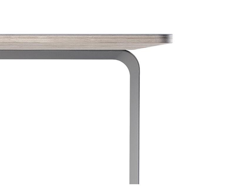 Muuto - 70/70 tafel - lichtgrijs - grijs - S - 2