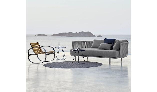 Cane-line - Defined tapijt rond - turquoise - Ø140 cm - 7