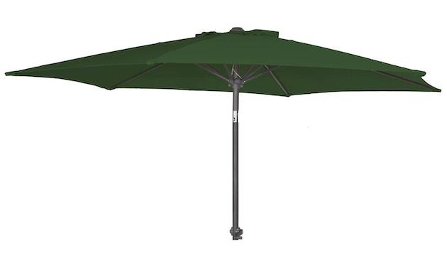 Alexander Rose - Parasol rond - Ø 270 cm - Aluminium - groen - 9