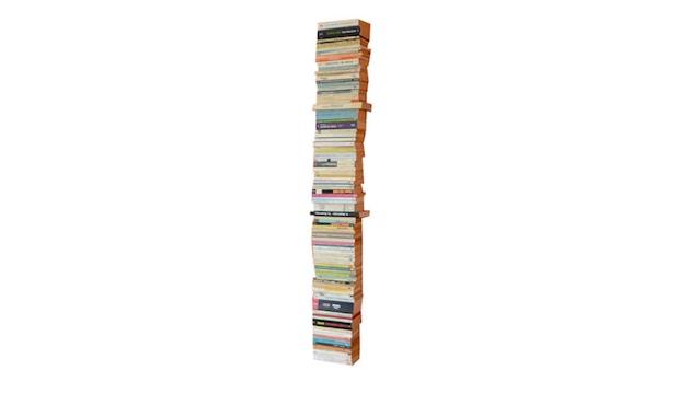 Radius - Booksbaum Bücherwandregal 1-reihig - groß - schwarz - 1