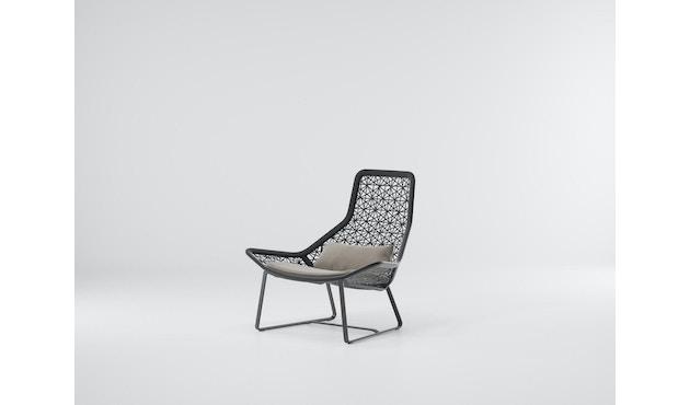 Maia Relaxsessel -  Aluminiumgestell