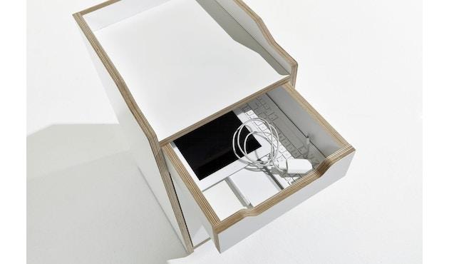 Müller Möbelwerkstätten - PLANE Rollcontainer - weiß - 4