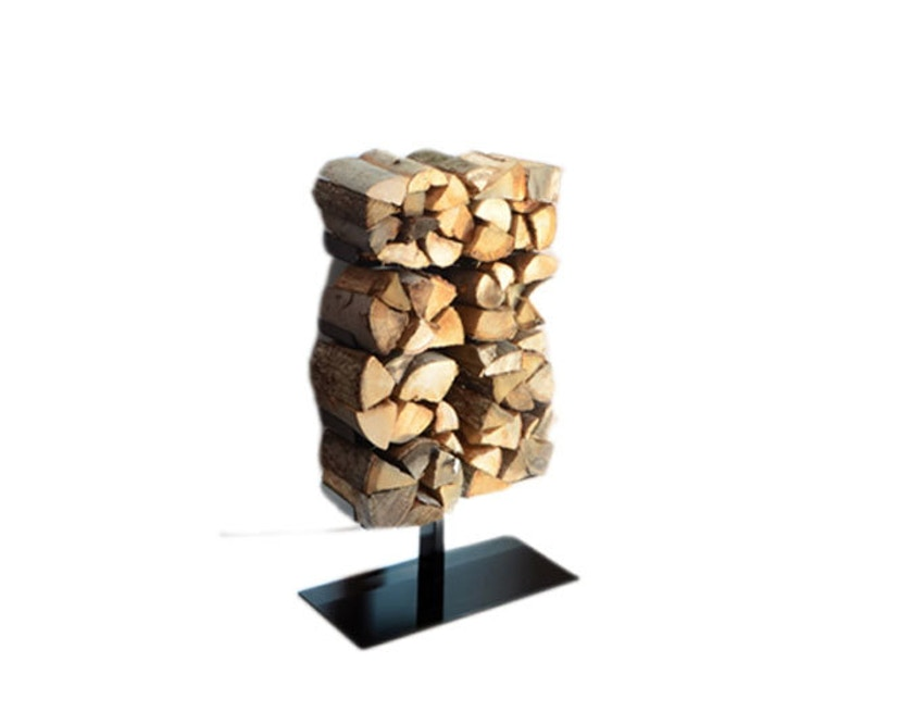 Radius - Wooden Tree Kaminholzstandregal - 1