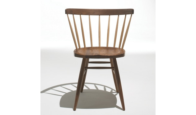 Knoll International - Nakashima Straight Chair - 4