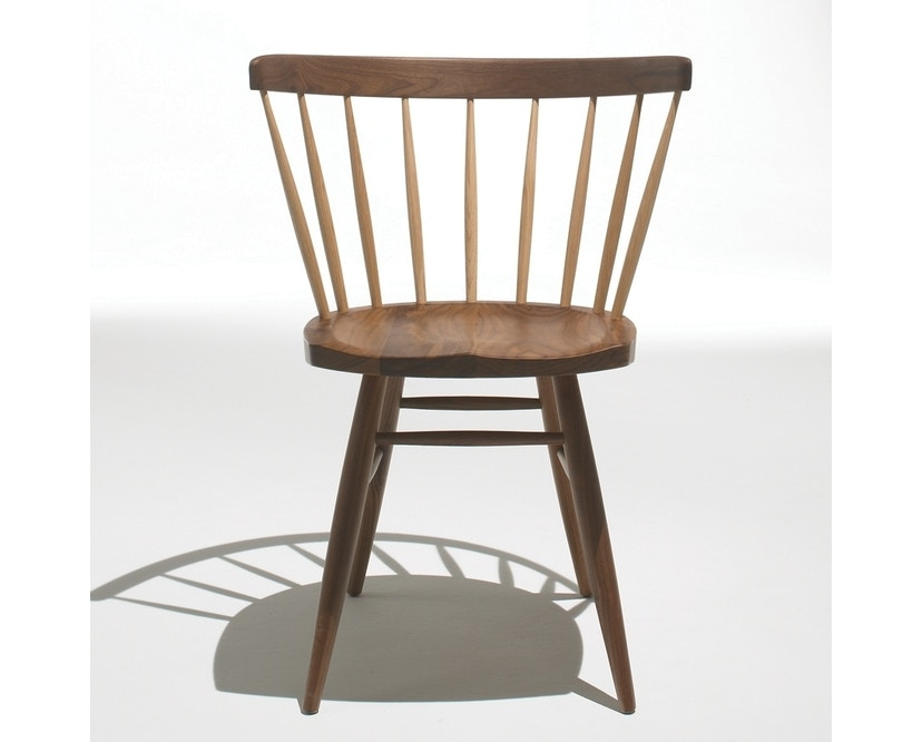 Knoll International - Nakashima Straight Chair - 4