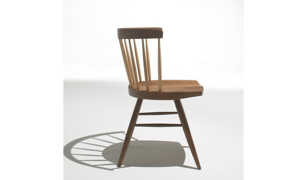 Knoll International - Nakashima Straight Chair - 3