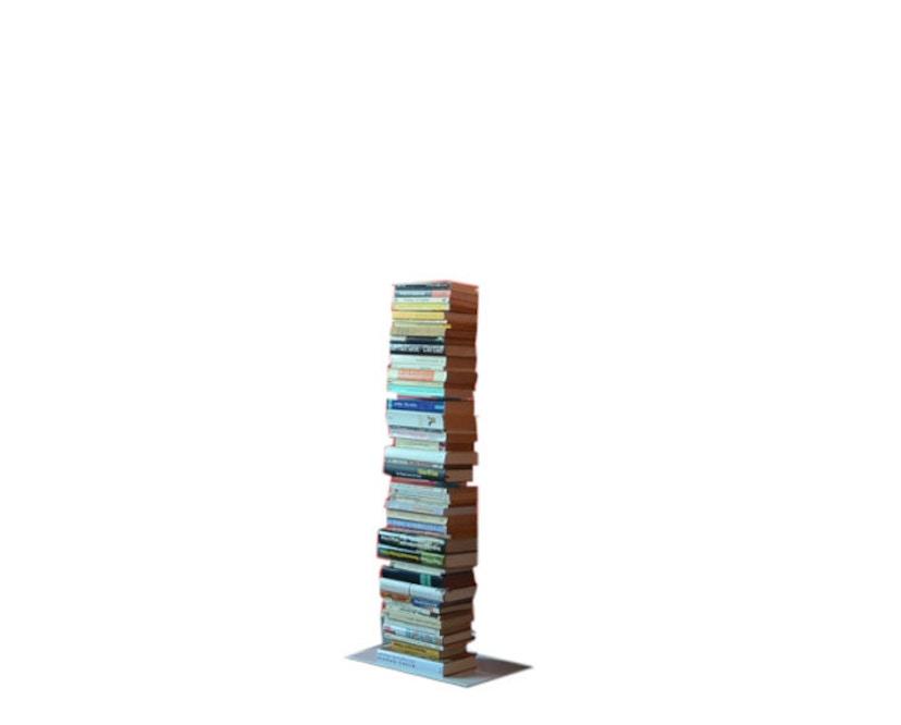 Radius - Booksbaum Bücherregal 1-reihig - klein - weiß - 1