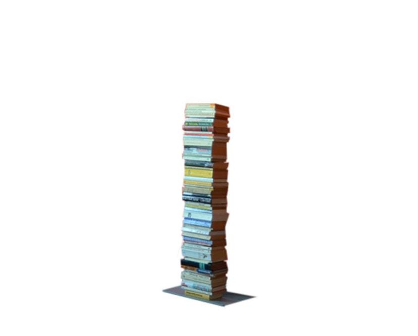 Radius - Booksbaum Bücherregal 1-reihig - klein - silber - 1