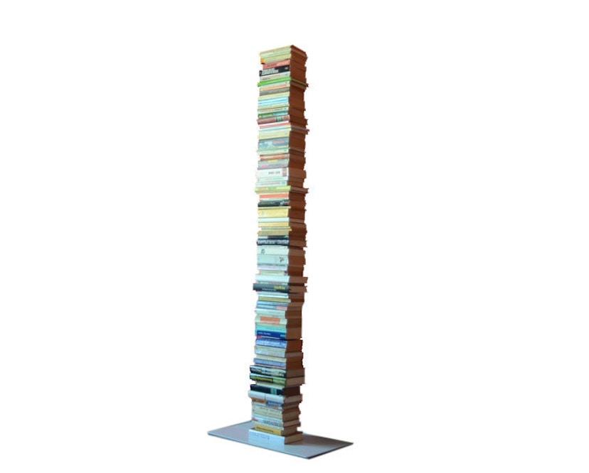 Radius - Booksbaum Bücherregal 1-reihig - groß - weiß - 1