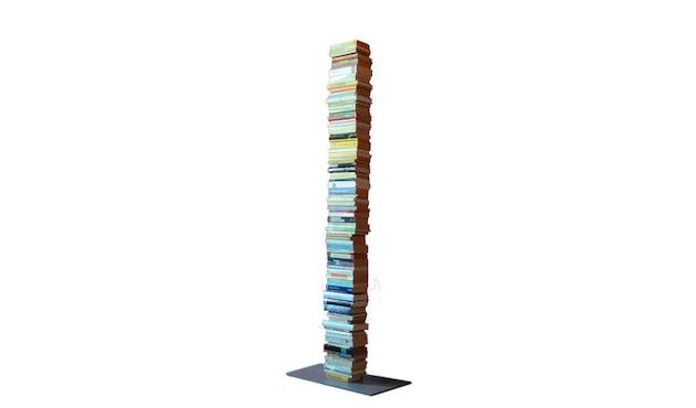 Radius - Booksbaum Bücherregal 1-reihig - groß - silber - 1