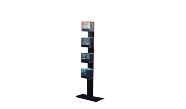 Radius - Baum CD rek 2 - S - zwart - 2