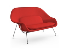 Knoll International - Canapé Saarinen Womb  - 3