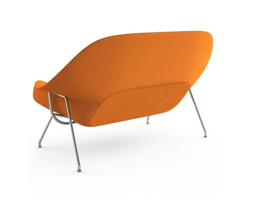 Knoll International - Saarinen Womb Sofa - Relax Polyester - Cato orange - 1