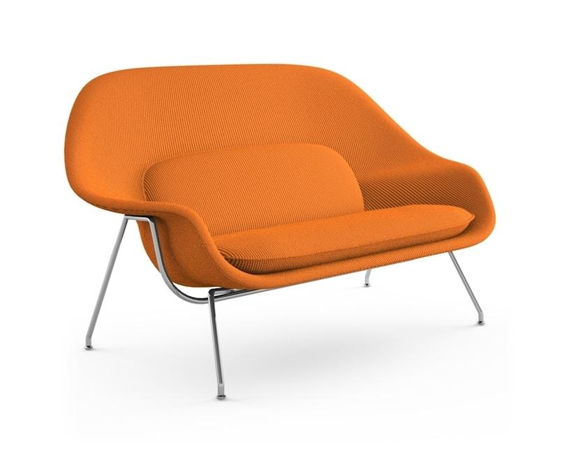 Knoll International - Saarinen Womb Sofa - Relax Polyester - Cato orange - 0