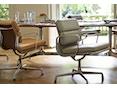 Vitra - Aluminium Chair - Soft Pad - EA 208 - 18