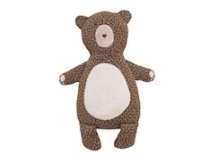 Teddybär, Braun, Baumwolle