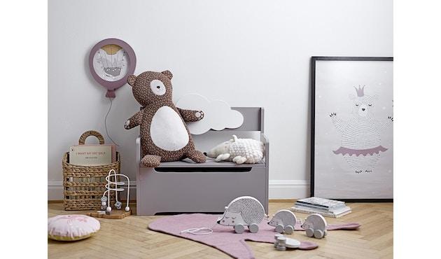 Bloomingville - Teddybär, Braun, Baumwolle - 4