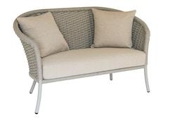 Alexander Rose - Cordial Sofa, Lehne gerundet  - 0