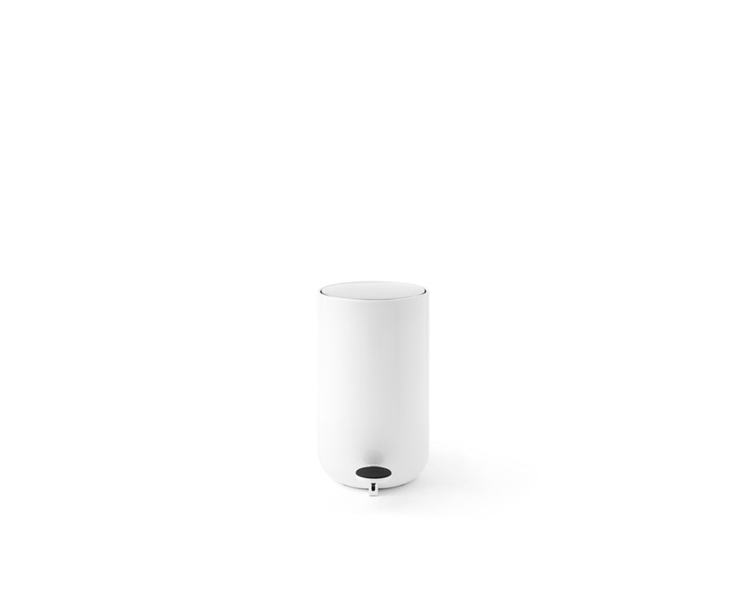 Menu - Treteimer 7l - weiß - 1