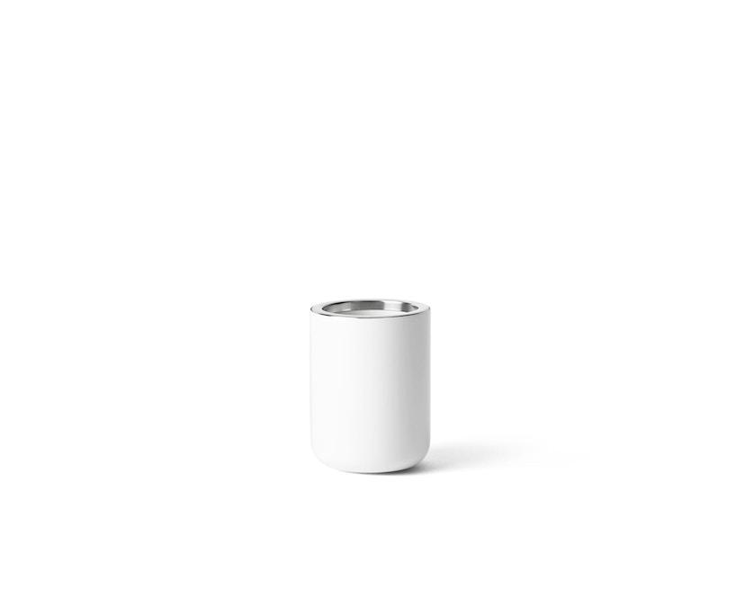 Menu - Zahnbürstenhalter  - weiß - 1