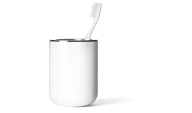 Menu - Zahnbürstenhalter  - weiß - 2