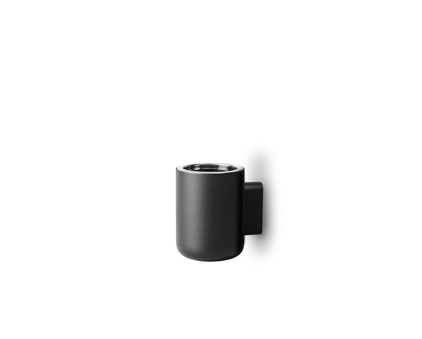 Menu - Zahnbürstenhalter Wand - schwarz - 1