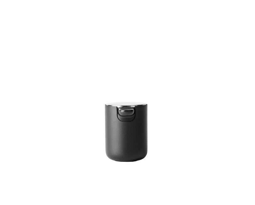 Menu - Seifenspender Wand - schwarz - 2