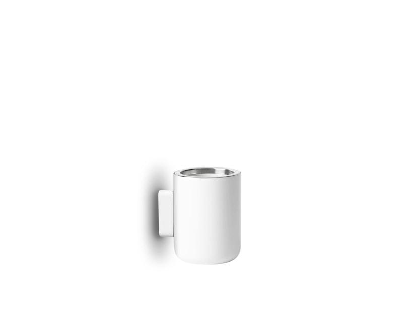 Menu - Zahnbürstenhalter Wand - weiß - 1