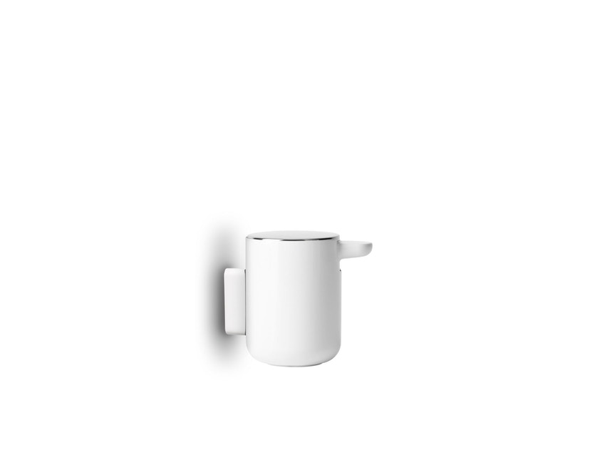 Menu - Seifenspender Wand - weiß - 1