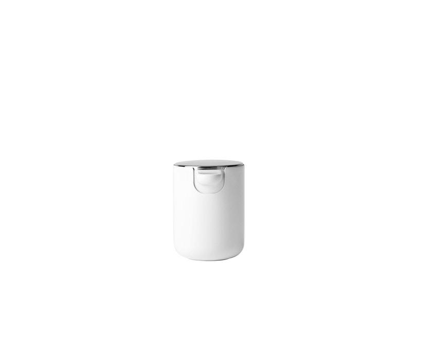 Menu - Seifenspender Wand - weiß - 2