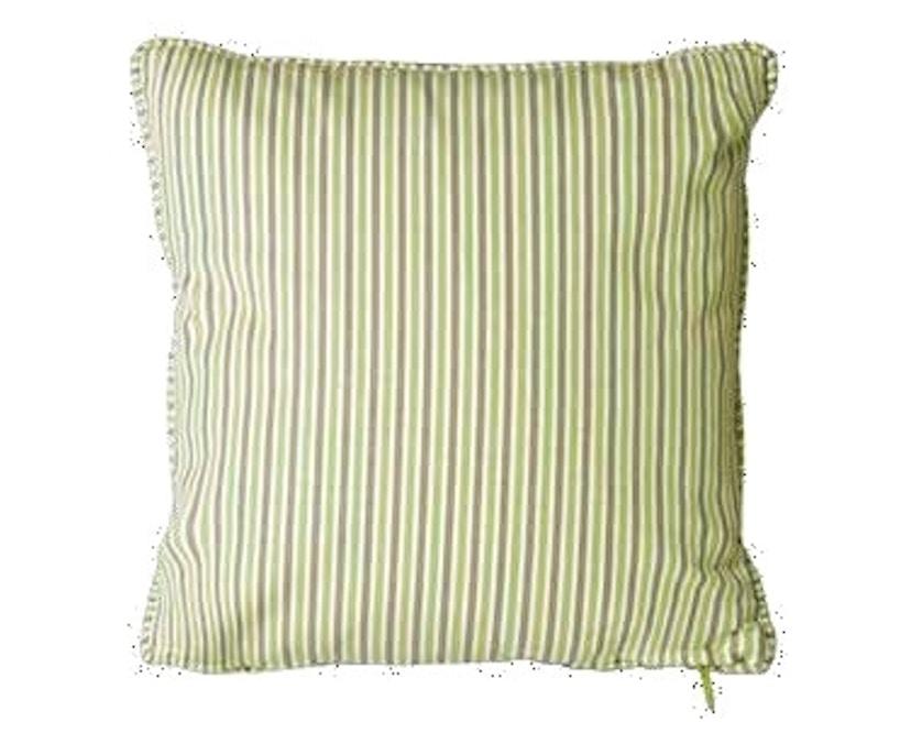 Alexander Rose - Dekokissen - Green Stripe - 0