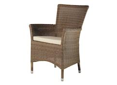 San Marino Sessel mit gerader Lehne