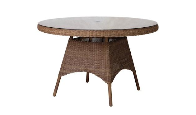 Alexander Rose - San Marino Tisch rund - Ø 120 cm - 1
