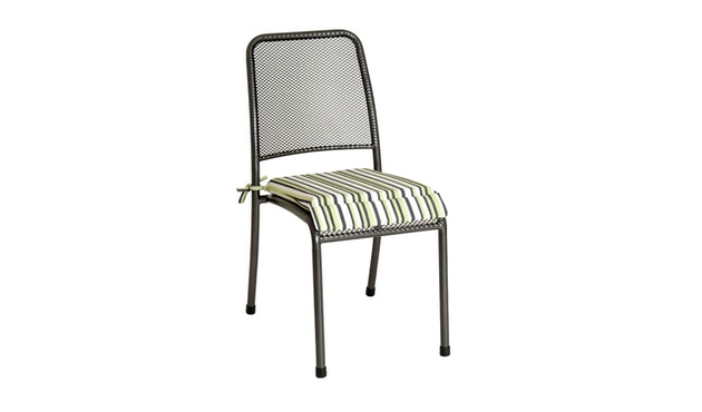 Alexander Rose - Portofino Sitzkissen für Stuhl - Lime - 6