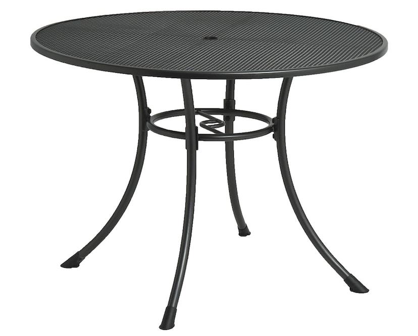 Alexander Rose - Portofino Tisch rund - Ø 105 cm - 7