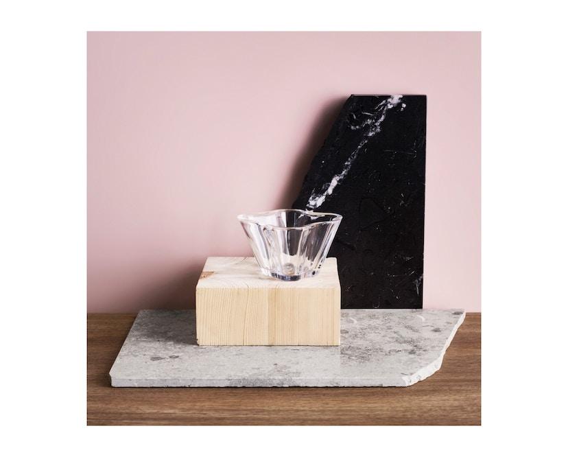 Iittala - Alvar Aalto Schale hoch 7,5cm - klar - 2