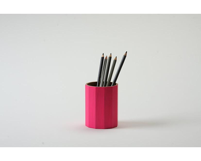 Karimoku New Standard - Colour Aufbewahrungsdose - Kastanie pink - Small - 7