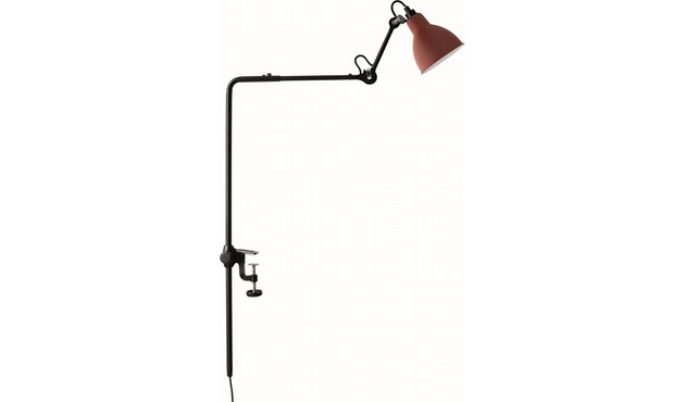 DCW éditions - LAMPE GRAS N°226 - rot - rund - 1