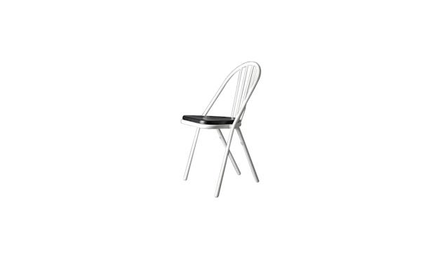 DCW éditions - CHAISE SURPIL SL 9 stoel - zwart - 1