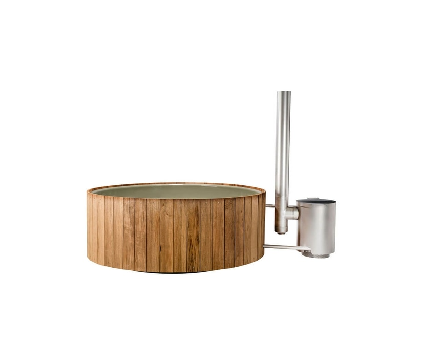 Weltevree - Dutchtub Original / Wood Kamin - 2