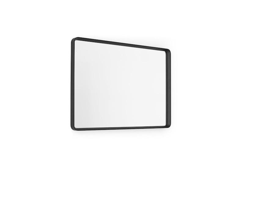 Menu - Norm Mirror Rectangular - black - 1