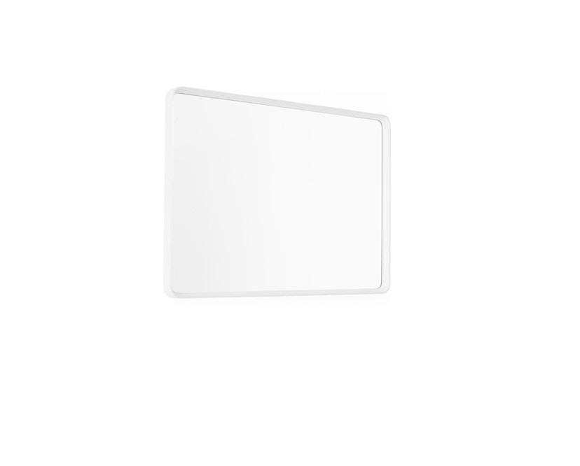 Menu - Norm Mirror Rectangular - white - 1